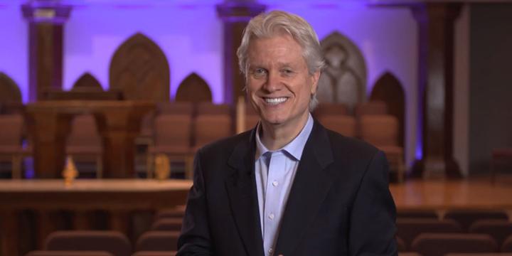 Bishop Paul Lanier