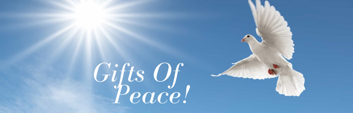 Gifts of peace catalogue