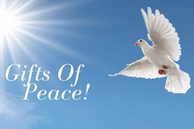 Gifts of peace